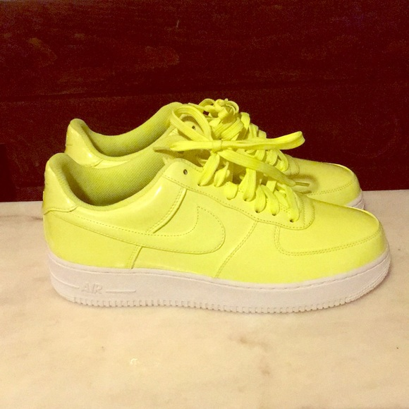 size 40 85906 7fade New Nike Air Force 1   Neon Drip   Men s Sz 9.5